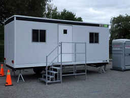 8' x 20' Office Trailer Rentals